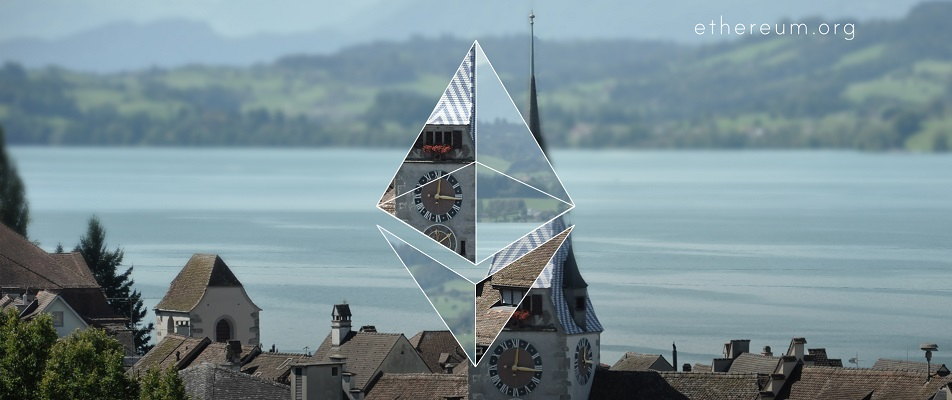 Ethereum-clock