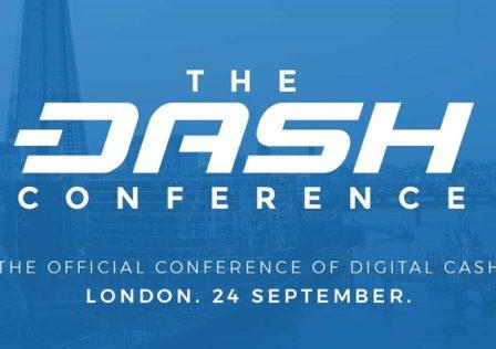 Première conférence officielle Dash à Londres le 24 septembre
