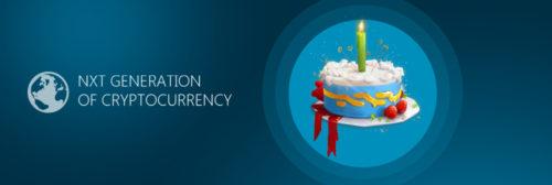 Joyeux anniversaire Nxt - Deux années déjà - 1 sur 3