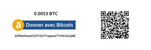 Créer un lien Bitcoin sur son site : le schéma d'URI Bitcoin