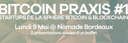 Bitcoin Praxis #1 : Startups de la sphère Bitcoin & Blockchain