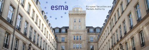 Registres distribués – Le point de vue de l'Autorité Européenne des Marchés Financiers