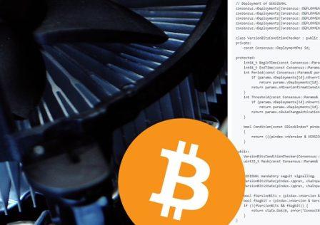 Bitcoin : les mineurs précipitent le BIP 91