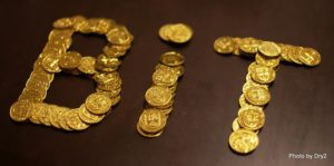 Bitcoin Gold Coins