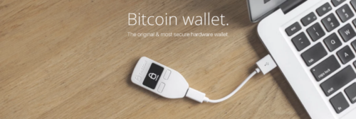 Tutoriel : Utilisation du Trezor Hardware Wallet