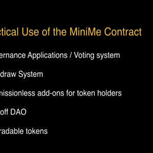 MiniMeContract