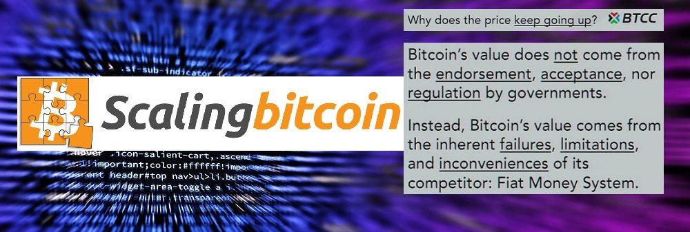 Preuve de travail et avenir de Bitcoin en Chine - Scaling Bitcoin #4