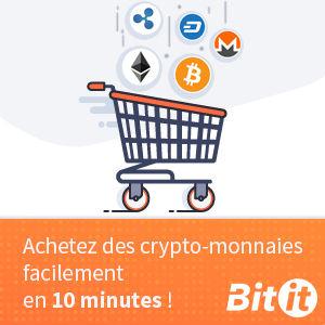 BitIt, achat de crypto-monnaies facile et rapide