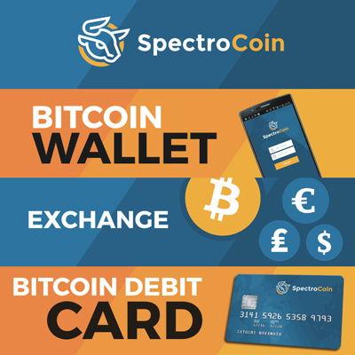 SpectroCoin, le multi-services