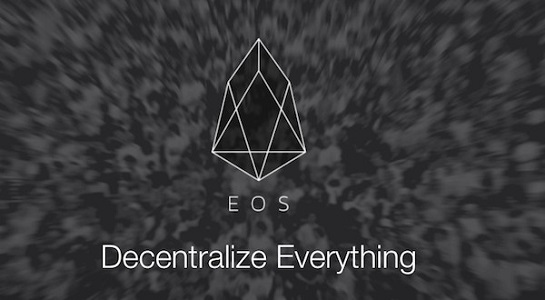 EOS - Decentralize Everything