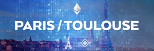 Formation au développement Ethereum - Toulouse / Paris